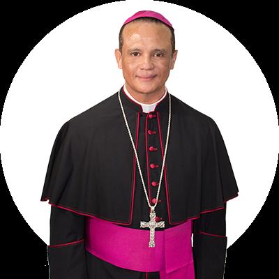 Mons. Fabio Reynaldo Colindres